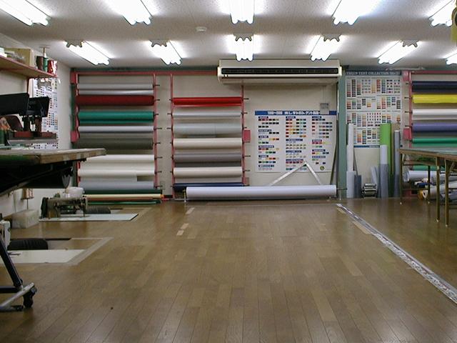 縫製加工部門