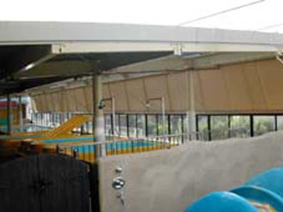 テント 保育所